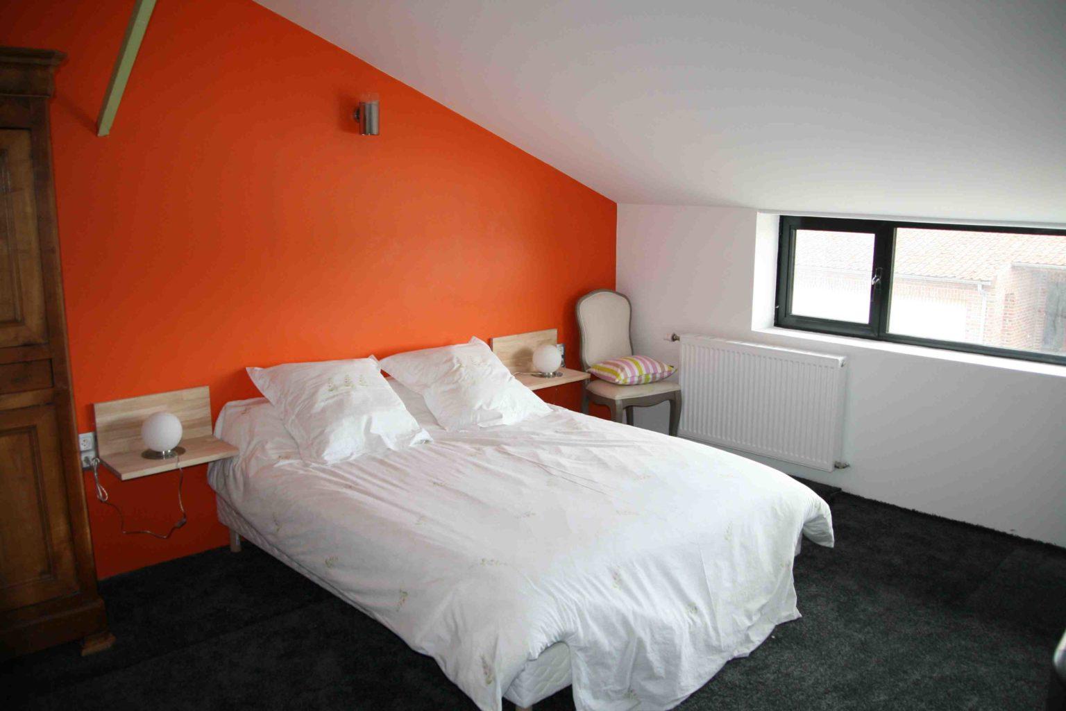 Zi Loft chambre 5 Jardins Ilona